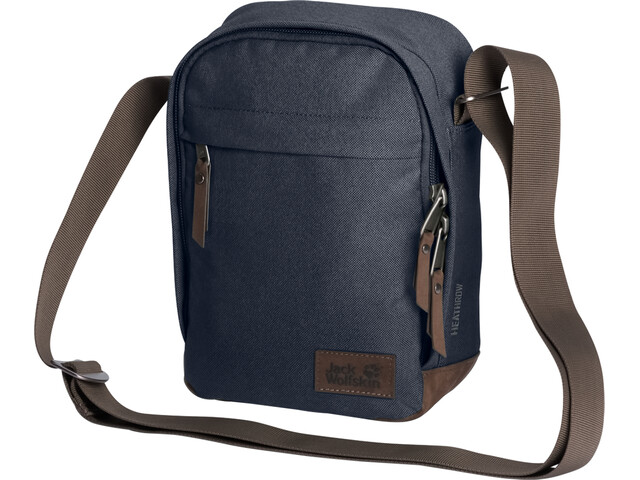Jack Wolfskin Heathrow Shoulder Bag night blue